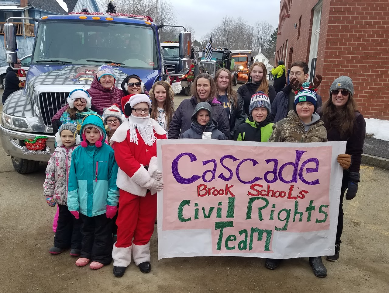 Cascade Brook Civil Rights Team