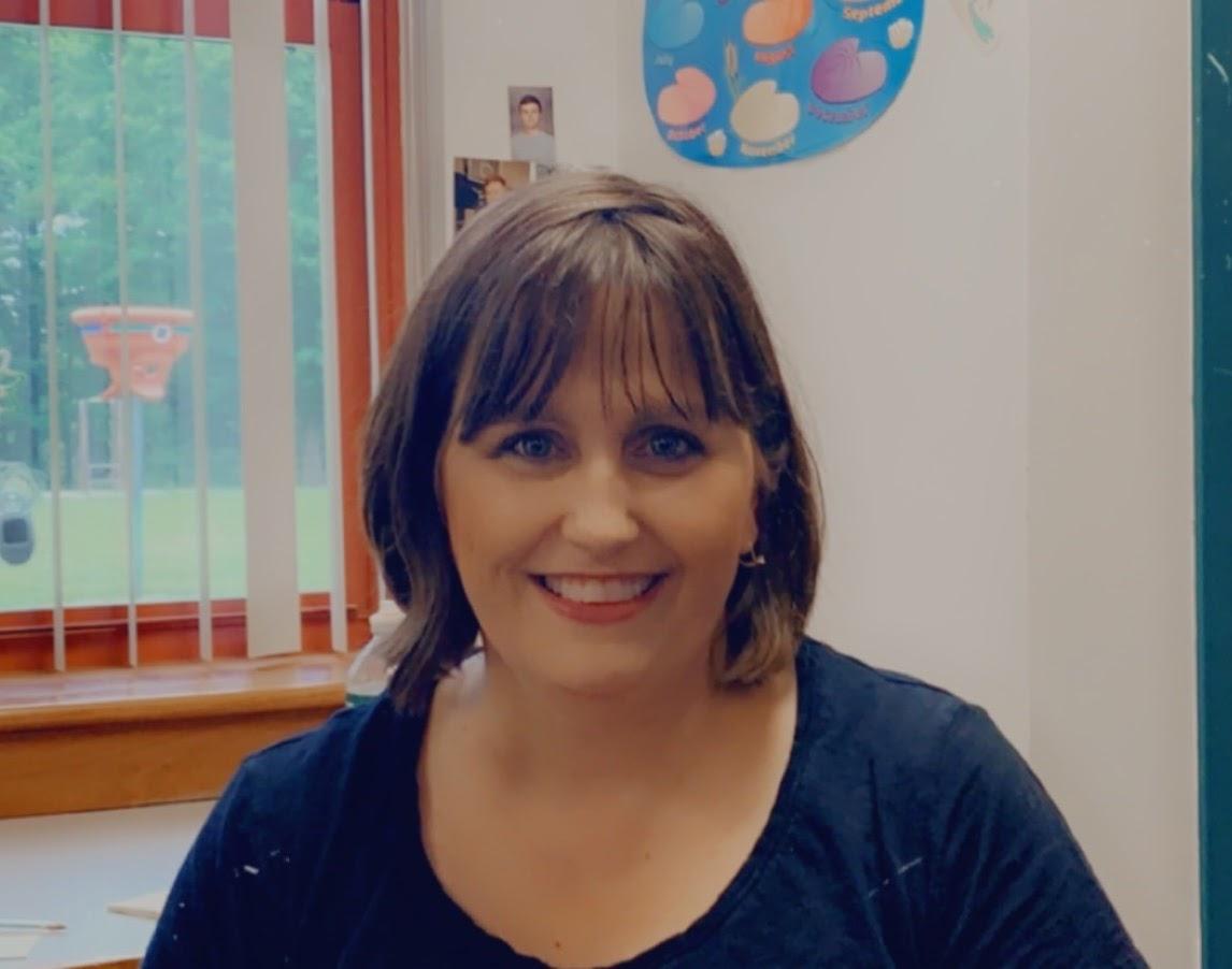 Mrs. Morey, Kindergarten Teacher