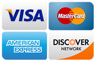 major credit card logo