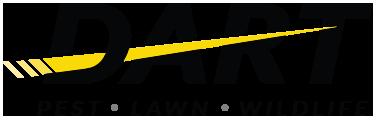 dart pest lawn and wildlife logo